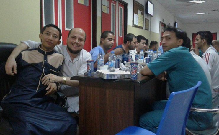 RS Indonesia di Gaza Adakan Buka Puasa Bersama
