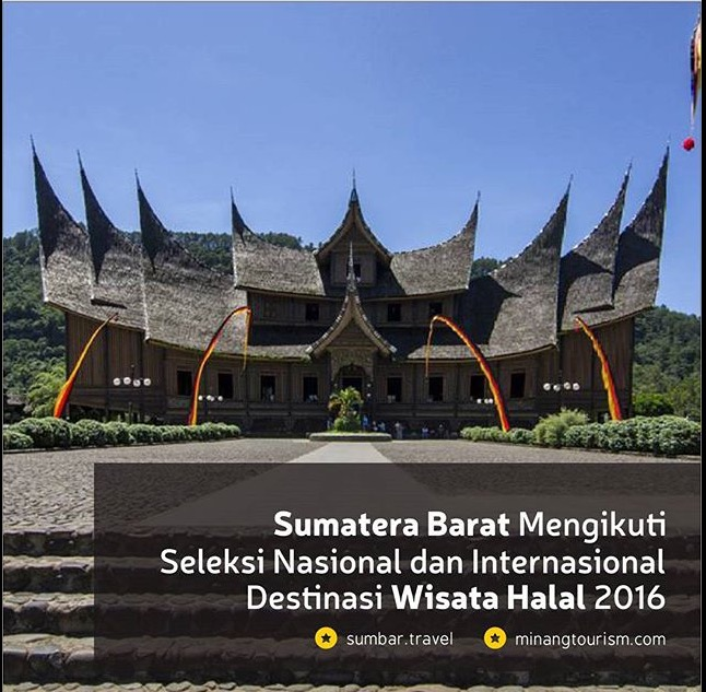 Sumatera Barat Ikuti Seleksi Nasional dan Internasional Destinasi Wisata Halal 2016