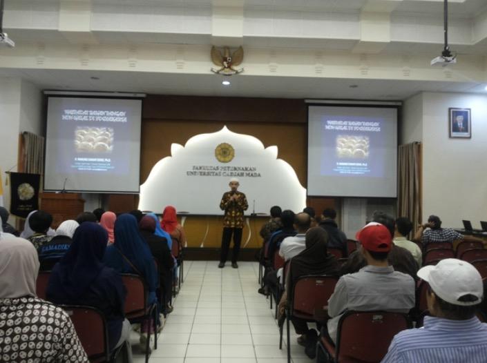 Fakultas Peternakan UGM Selenggarakan Workshop Pengolahan Pangan Halal dan Thoyyib Bagi UKM
