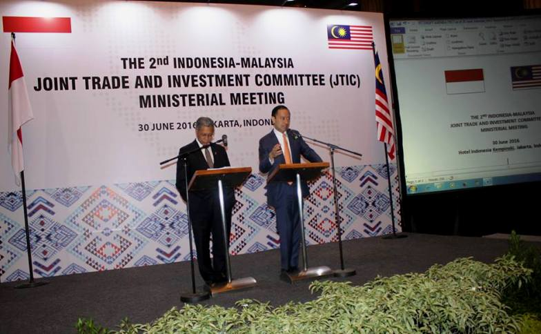 Indonesia-Malaysia Sepakat Jalin Kerjasama Pengembangan Produk Halal