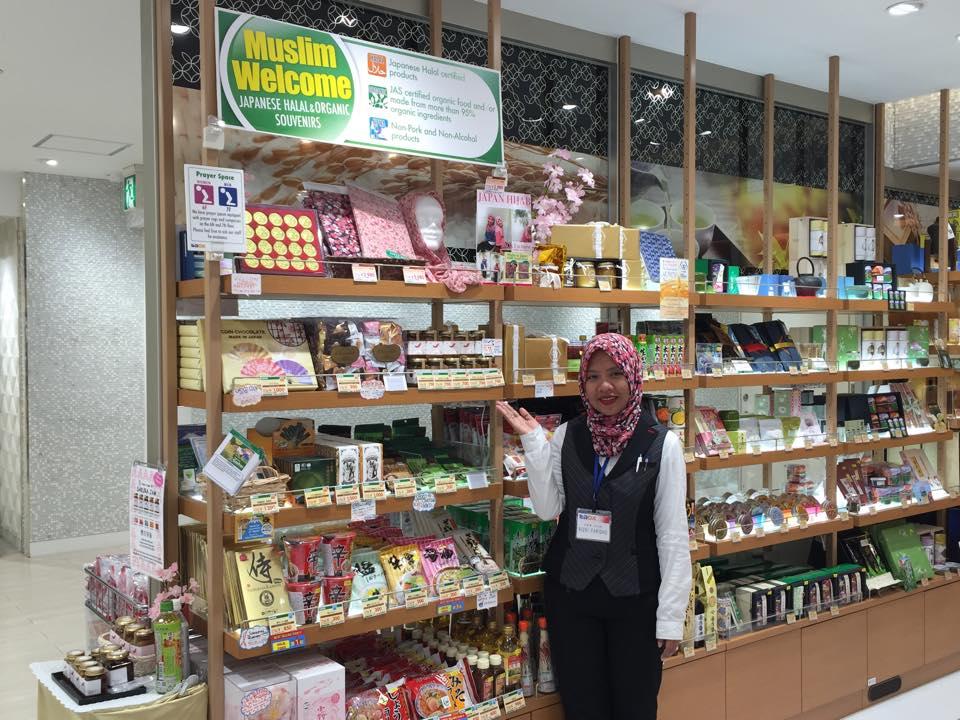 Dukungan Toko LAOX Jepang Terhadap Umat Muslim Semakin Meluas