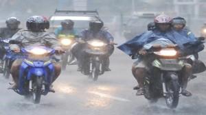 BMKG Imbau Masyarakat Waspadai Potensi Hujan Lebat Tiga Hari Ke depan