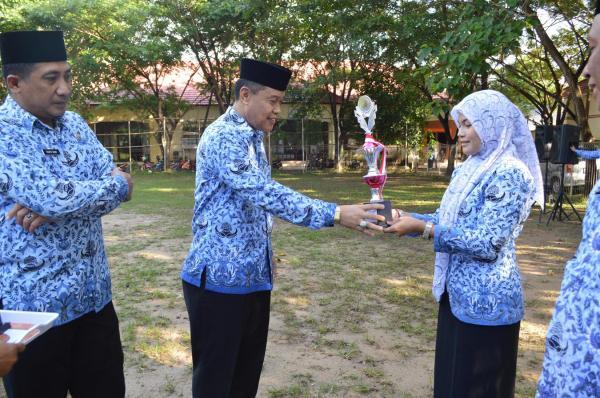 Kabupaten Bone Bolango Juara II MTQ Korpri Tingkat Provinsi