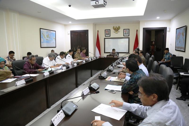 Wapres Pimpin Rapat Persiapan Pendirian Universitas Islam Internasional