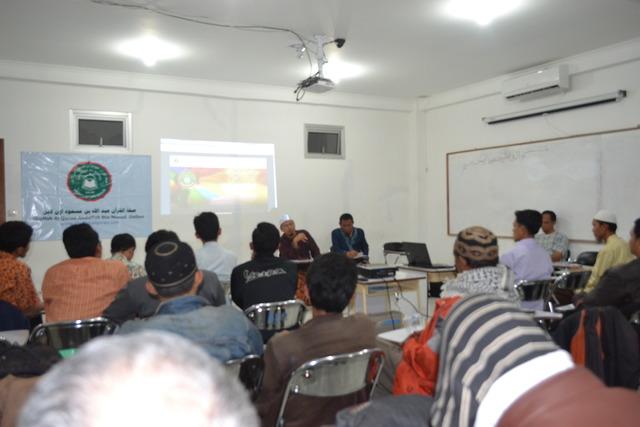 SQABM Kirim Mahasiswa ke Wilayah-Wilayah Dakwahkan Al-Quran