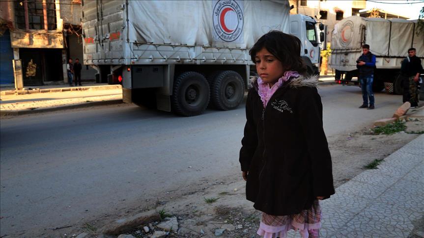 Jelang Ramadhan, PBB Desak Pemerintah Suriah Buka Akses Bantuan