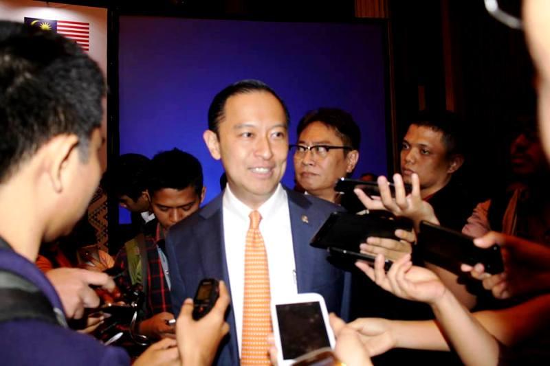 RI-Malaysia Sepakat Reaktivasi Kelompok Kerja Perdagangan Lintas Batas