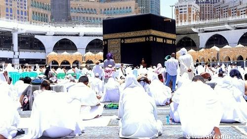 Lebih 50 Ribu Muslim I'tikaf di Masjidil Haram