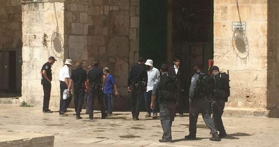 Pemukim Ilegal Yahudi Kembali Serbu Al-Aqsha