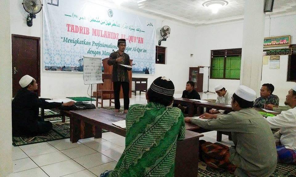 Al-Fatah Lampung Adakan Tadrib Mulahidz Al-Qur'an Bagi Calon Pengajar