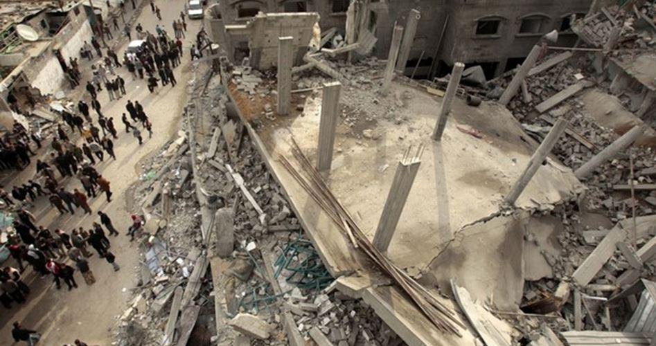 UNRWA Terus Salurkan Bantuan Perbaikan Rumah Warga Gaza Korban Agresi Israel