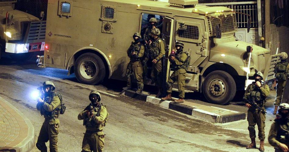 Israel Serbu Hebron, Sejumlah Warga Terluka