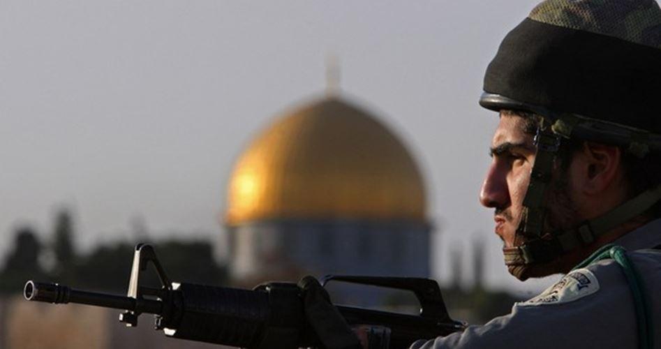Israel Sebar Pasukannya di Pintu Masuk Al-Quds