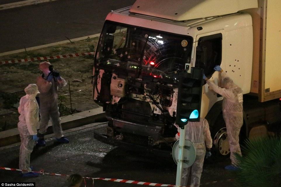 Obama Kecam Serangan Truk di Prancis