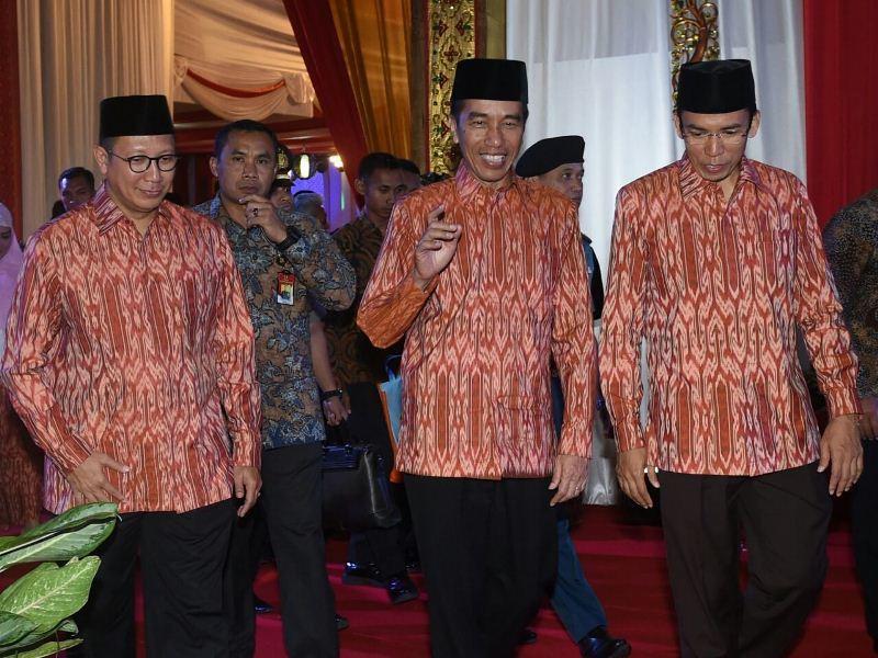 Jokowi: Indonesia Sumber Pemikiran Islam Dunia