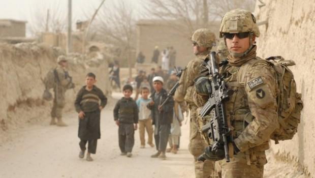 Jelang Obama Lengser, 8.400 Tentara AS Bertahan di Afghanistan