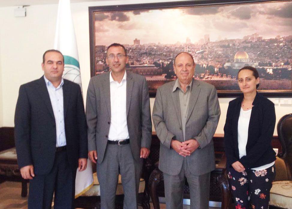 Gubernur Al-Quds Apresiasi Pembukaan Kantor OKI di Palestina