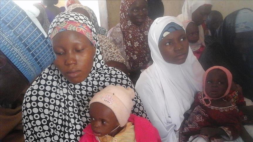 UNICEF: 250.000 Anak Nigeria Derita Gizi Buruk di Borno