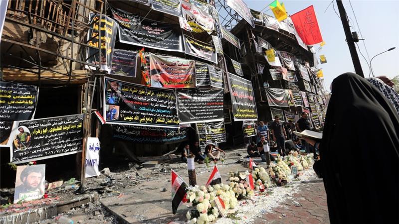 Korban Bom Baghdad Naik Jadi Lebih 281 Jiwa