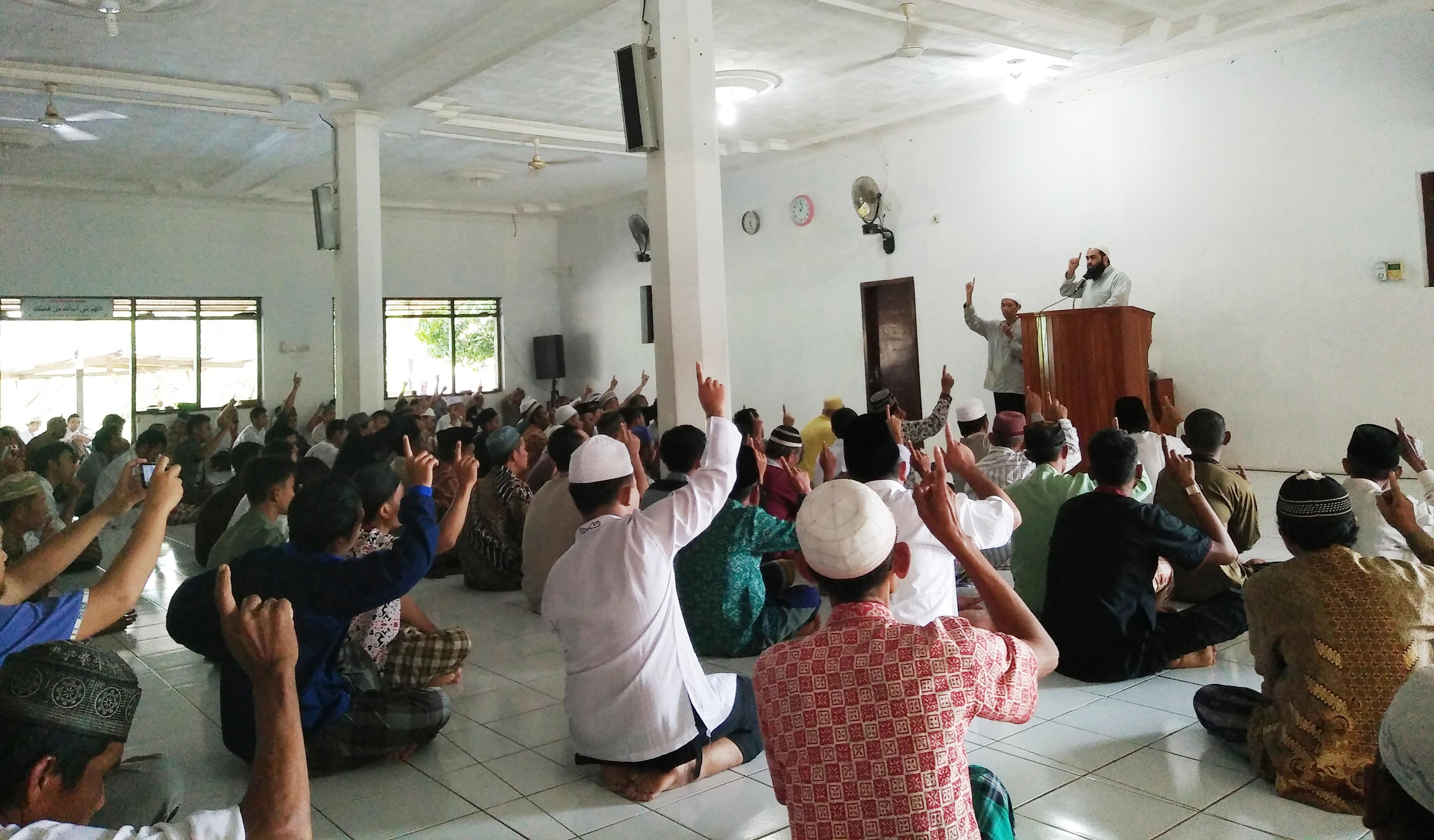 Imam Masjid Gaza Ajak Jihad Bebaskan Aqsha Lewat Medsos