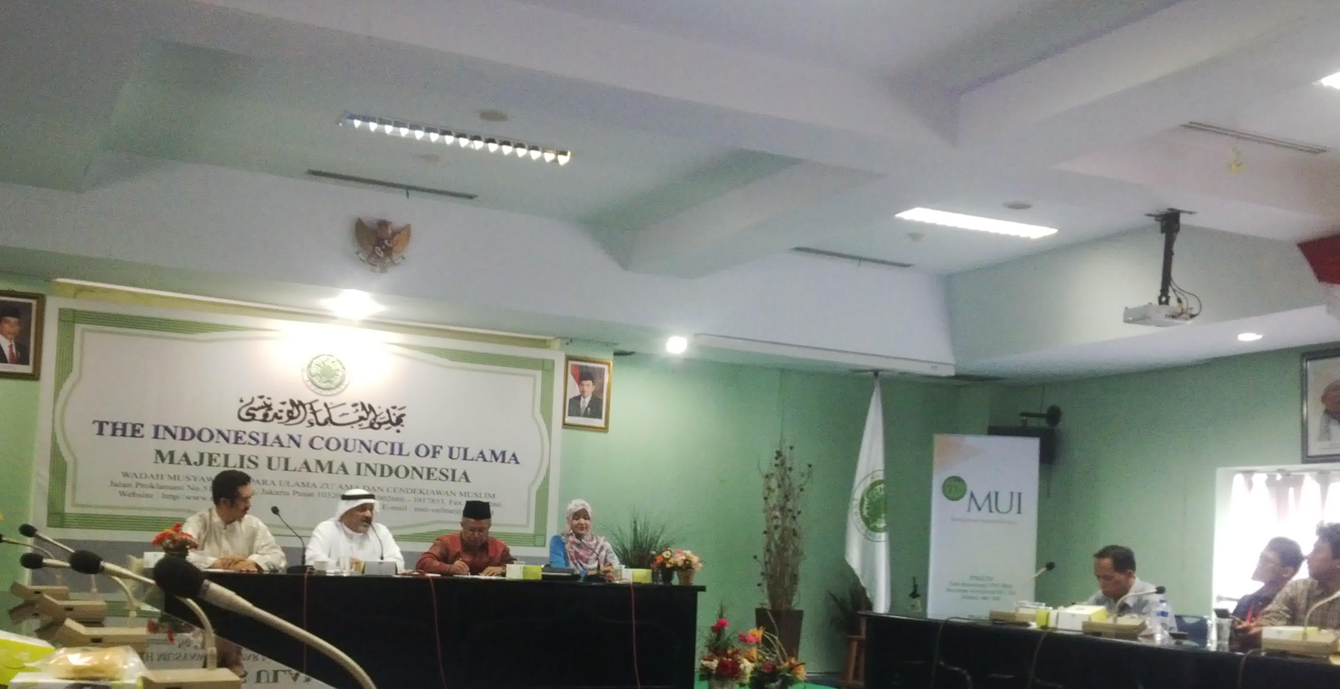 MUI: Konferensi Ulama Dunia Islam Ajang Penyatuan Persepsi Islam Damai