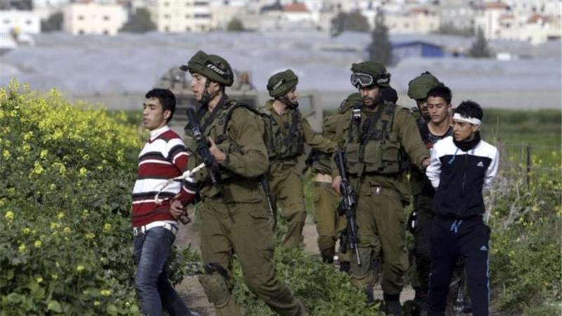 Sedikitnya 16 Warga Palestina Ditangkap Di Tepi Barat