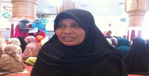 Antusiasme Ibu Aceh Ingin Anaknya Hafal Al-Quran