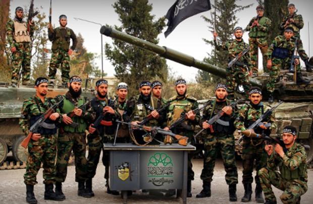 """Kapten Islam: Front Nusra """"Tidak Cukup"""" Alasan untuk Dekati Rakyat Suriah"""