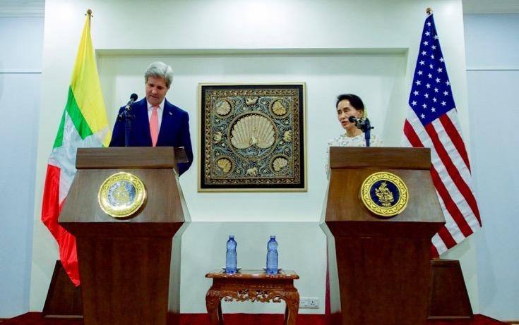 Suu Kyi Akan Berkunjung ke AS