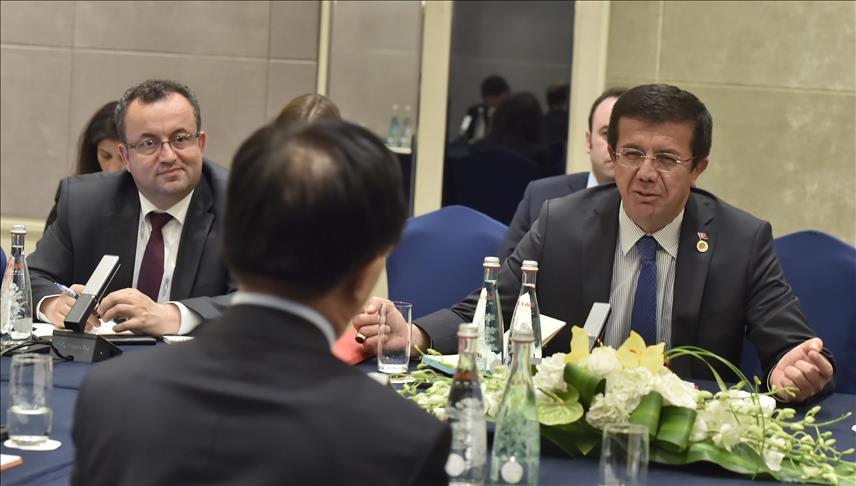 Turki Tekankan Perdamaian Bagi Ekonomi Dunia di Pertemuan G20