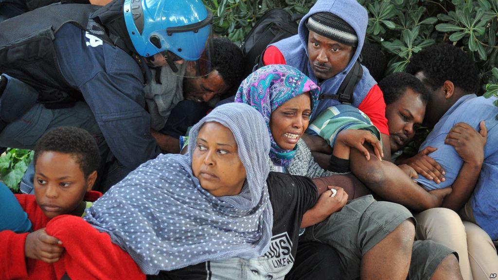 Pengungsi Afrika Dibeli, Dijual dan Dibunuh di Libya