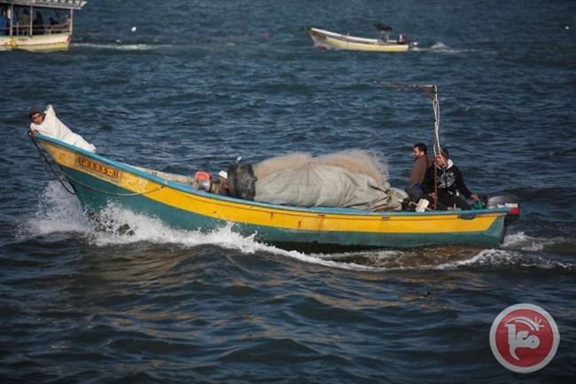 Pasukan Israel Tahan Empat Nelayan Gaza