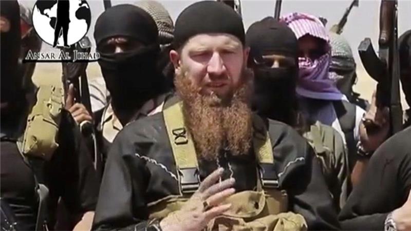 ISIS Benarkan Gugurnya Komandan Tinggi Omar Al-Shishani