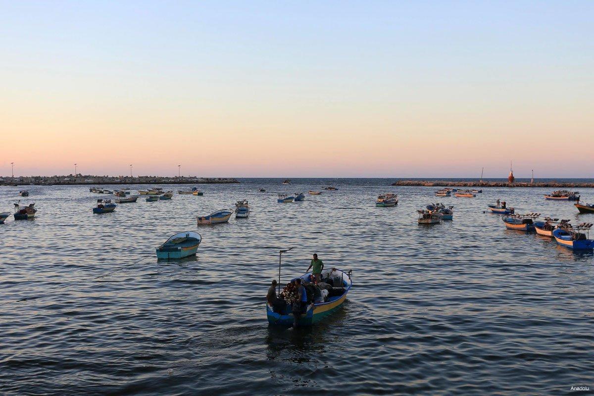 Israel Tangkap 81 Nelayan Dalam Pertengahan Tahun
