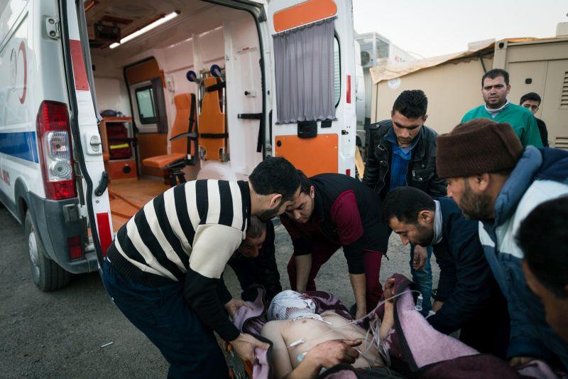 Sebanyak Empat Rumah Sakit Darurat di Aleppo Kena Serangan Udara