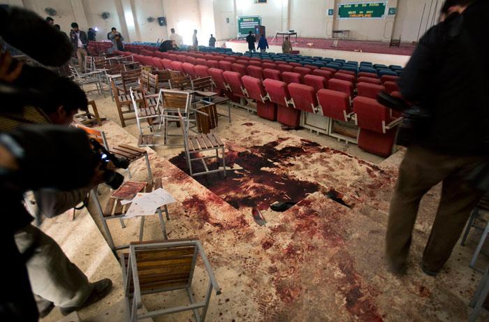 Serangan Udara AS Tewaskan Dalang Serangan Sekolah Pakistan