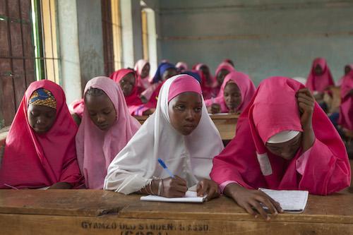 Nigeria Cabut Larangan Jilbab di Sekolah-Sekolah Lagos