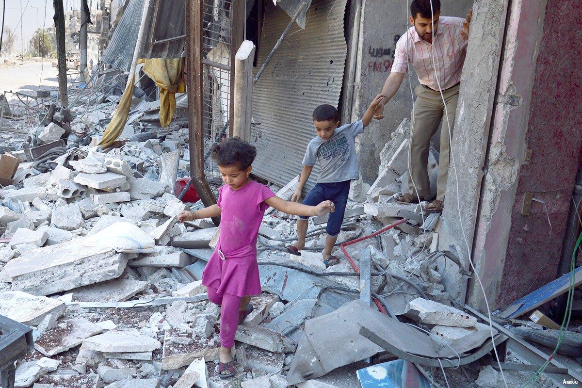 UNICEF Kecam Pembunuhan Anak-Anak di Suriah