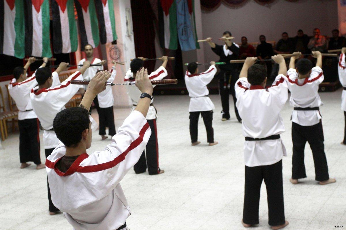 Israel Halangi Palestina Adakan Kejuaraan Taekwondo Diikuti 23 Negara