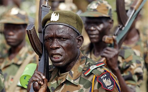 Sedikitnya 150 Tentara Tewas di HUT Kemerdekaan Sudan Selatan