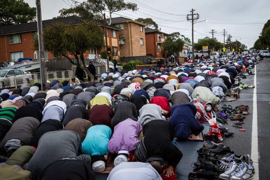 Muslim Australia Rayakan Idul Fitri dengan Berbagai Pertunjukan