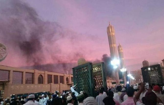 bsb - Serangan BOM Terjadi Di Pemakaman Non-Muslim, Jeddah Arab Saudi
