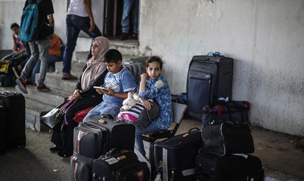 Sejumlah 3.000 Warga Gaza Masuki Mesir Melalui Rafah DalamSepekan