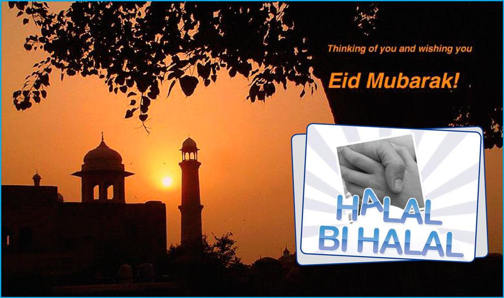 Halal Bihalal Sebagai Media Silaturahim