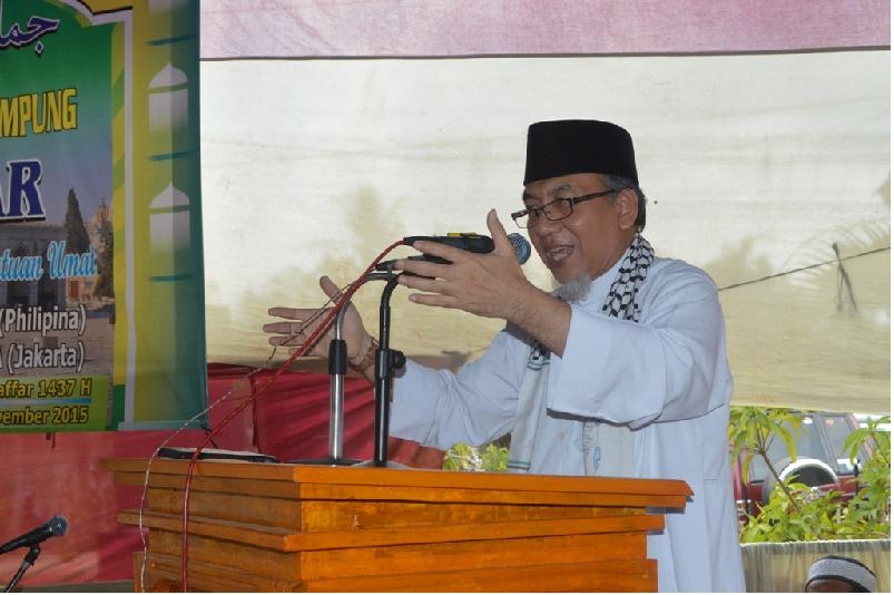 """Pernyataan Imaamul Muslimin Pada Akhir Ramadhan 1437 H """"Hikmah Ramadan Untuk Kebaikan Umat Islam dan Dunia"""""""