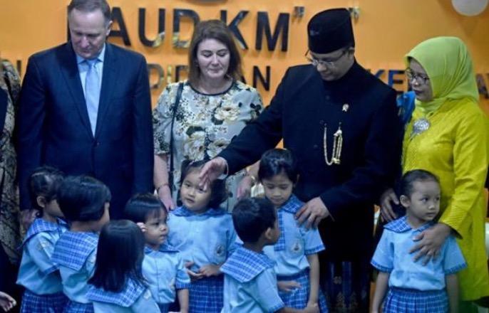 Mendikbud: Keikutsertaan Anak Indonesia di PAUD Melebihi Rerata Asia