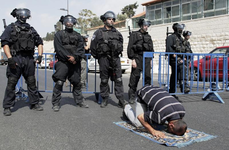 Israel Ubah Al-Quds Seperti Barak Militer
