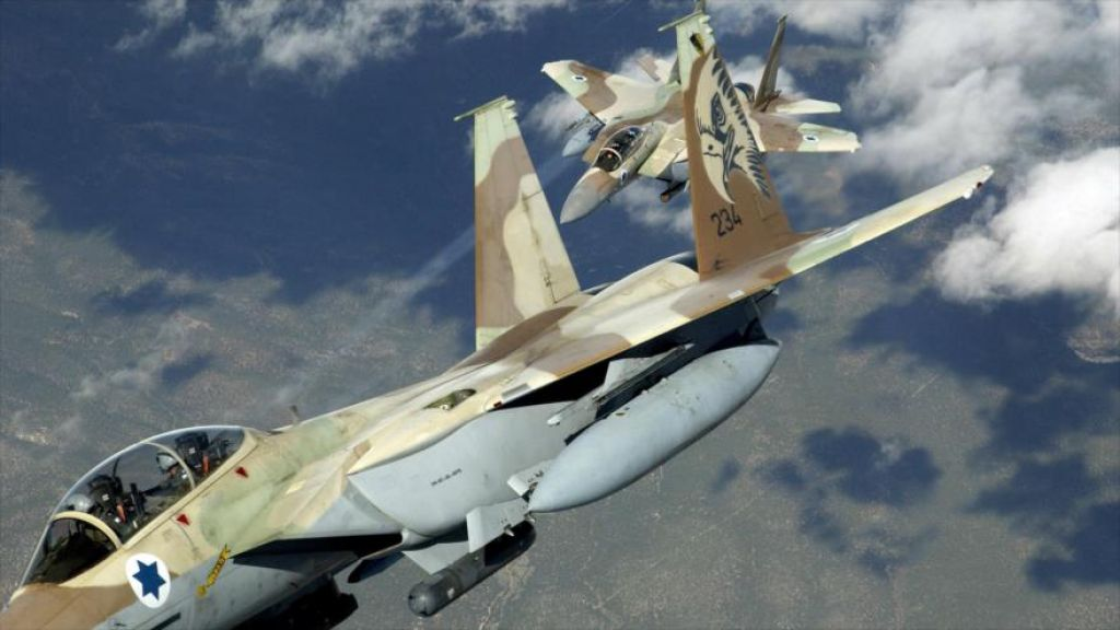 Jet Israel Serang Pasukan Rezim Assad di Dataran Tinggi Golan