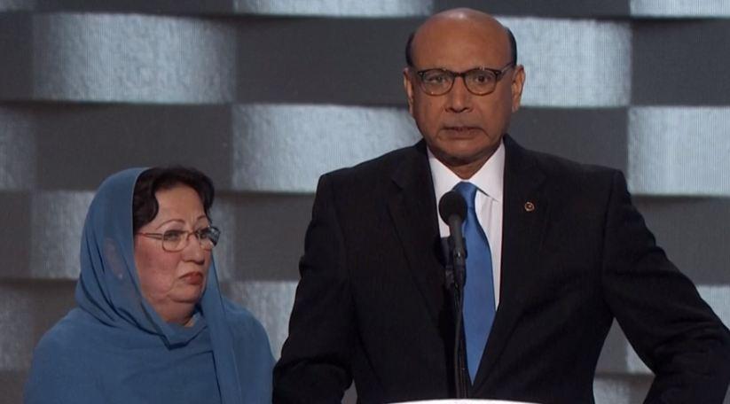 Pidato Ayah Tentara Muslim AS 'Tampar' Donald Trump