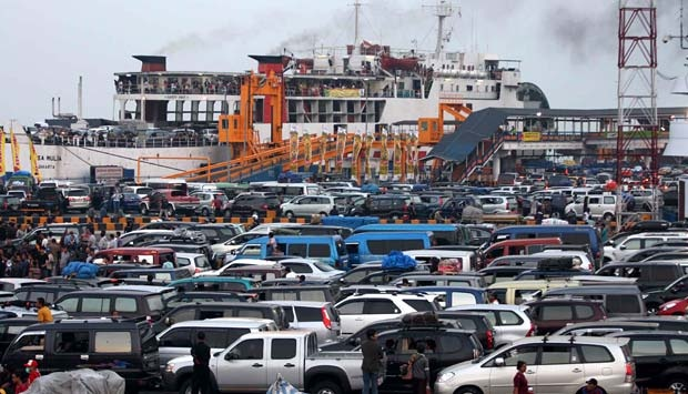 Alat Deteksi Narkoba Dipasang di Pelabuhan Penyeberangan Merak